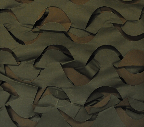 Camo Net (8x10 Feet - Green Brown) Halloween Decoration Decor Cloth