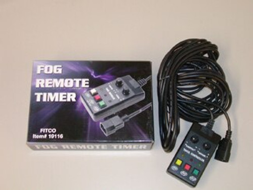 Fog Machine Timer Wired Remote Control Controller