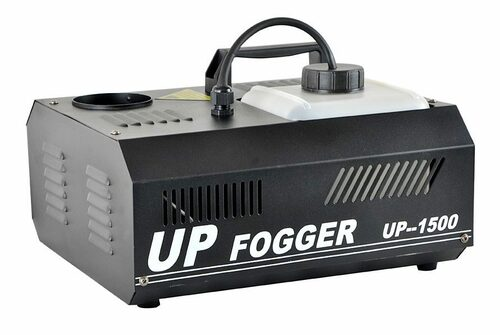 "Mushroom Cloud 1500 Watt UP-FOGGER ""Up Shot"" Fog Machine"