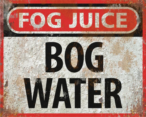 Bog Water Universal Fog Fluid CONCENTRATE - 13 Gallons