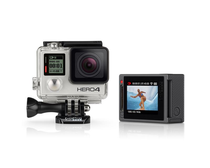GoPro Hero 4 (Silver Edition)