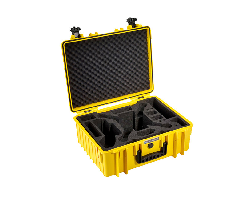 B&W International Quadcopter Carrying Case
