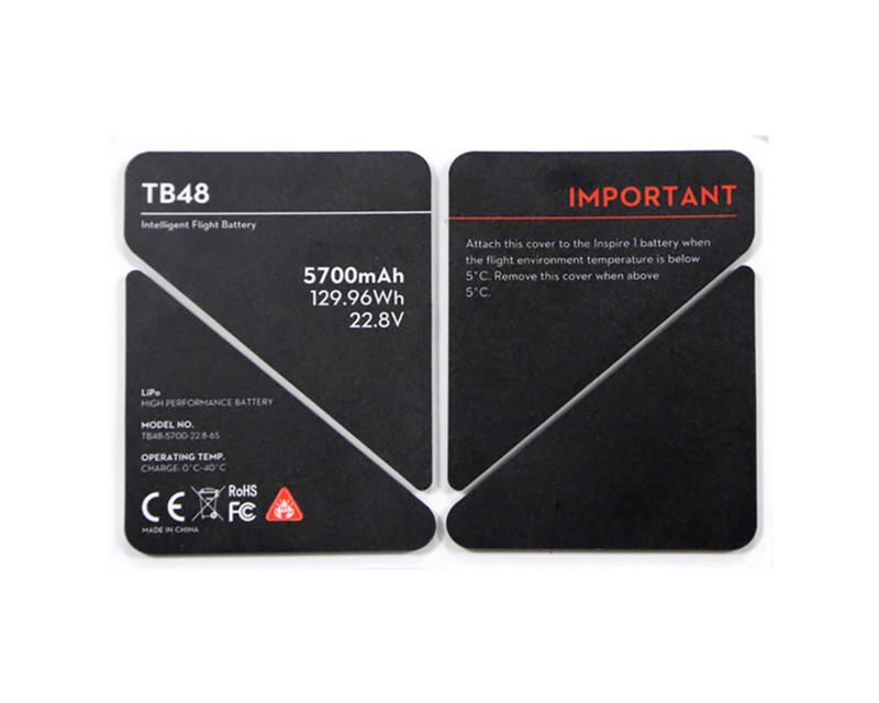 Inspire 1 TB48 Sticker Battery Insulation