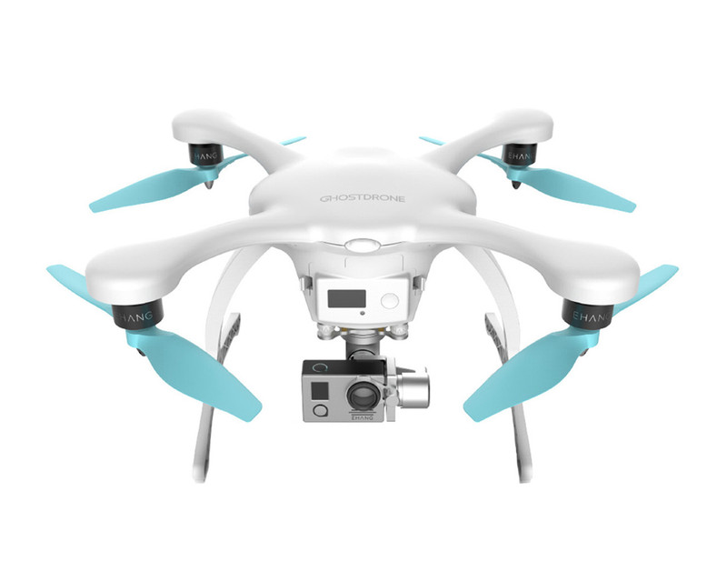 GhostDrone 2.0 Aerial + iOS VR Goggles