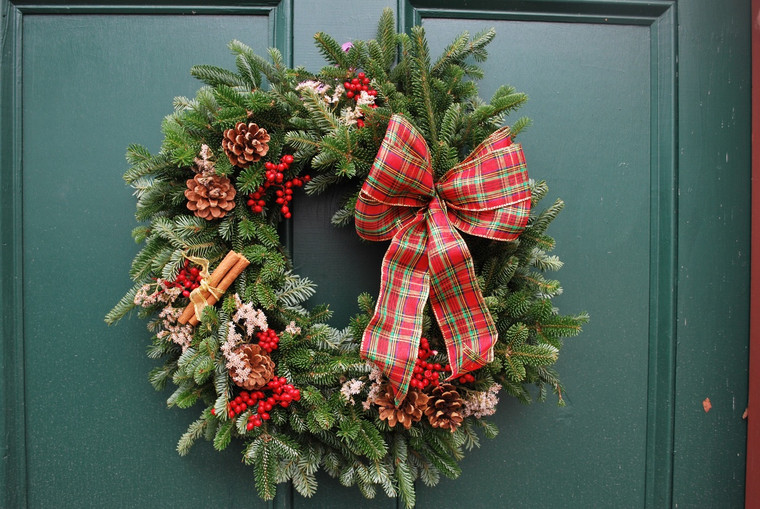 Rocks Traditional Wreath SOLD OUT!!