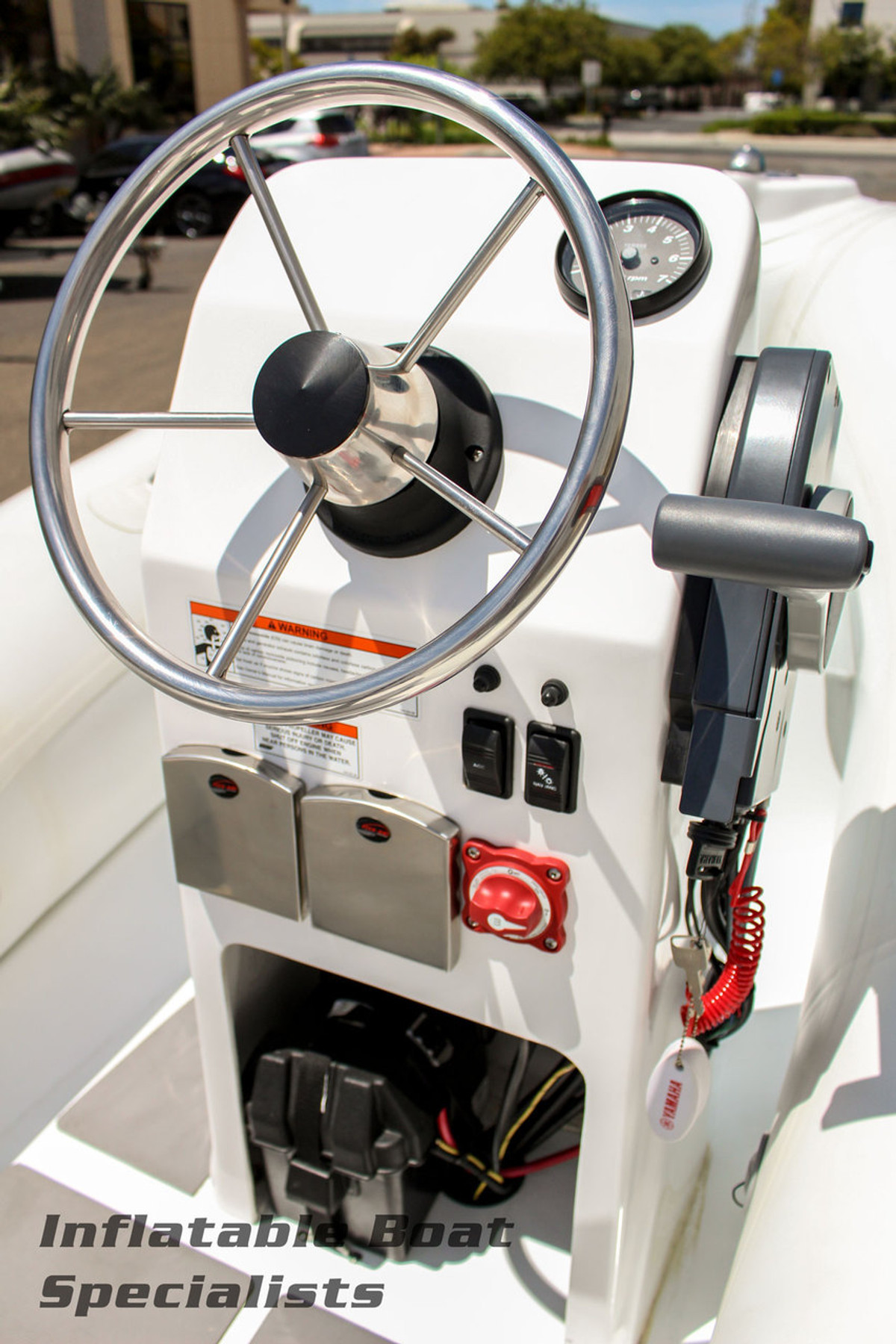 AB Alumina Series | 11 ALX 2019 with Outboard Engine