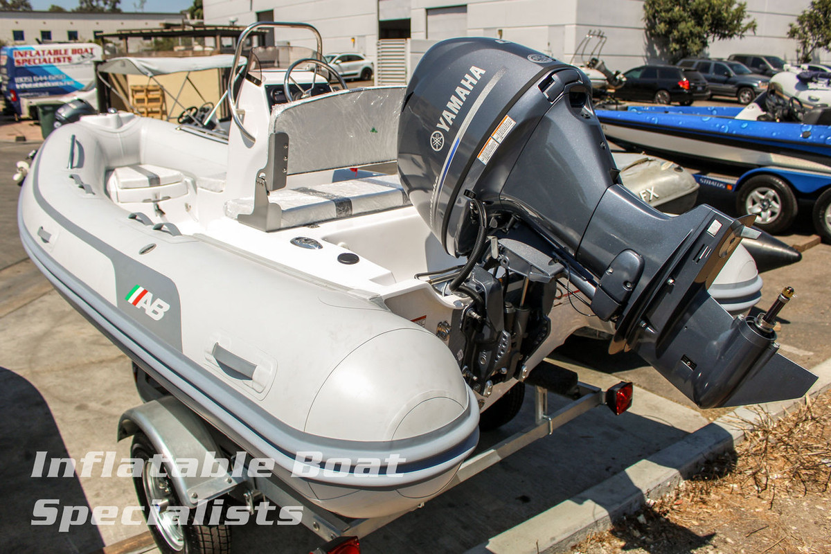 AB Oceanus Series | 14 VST 2019 with Outboard Engine