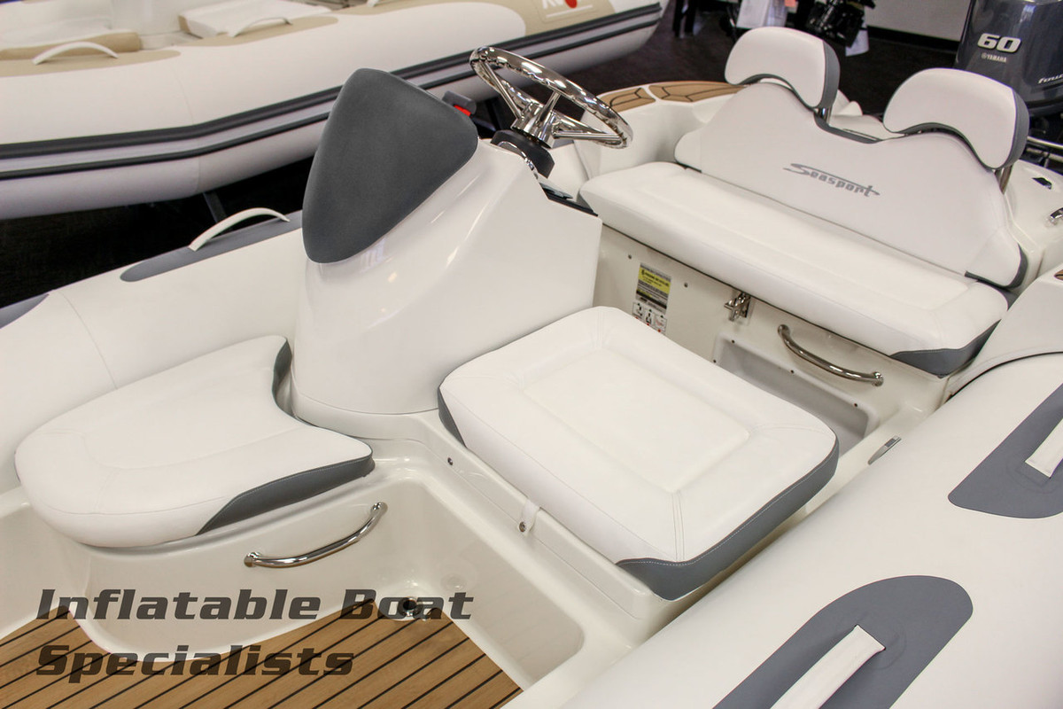 Avon Seasport Inflatable Boat | Seasport 440 NEO 2019 with Yamaha Four  Stroke