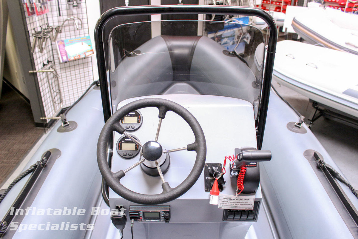 Inmar Large RIB Series | 520R 2019 with Outboard Engine