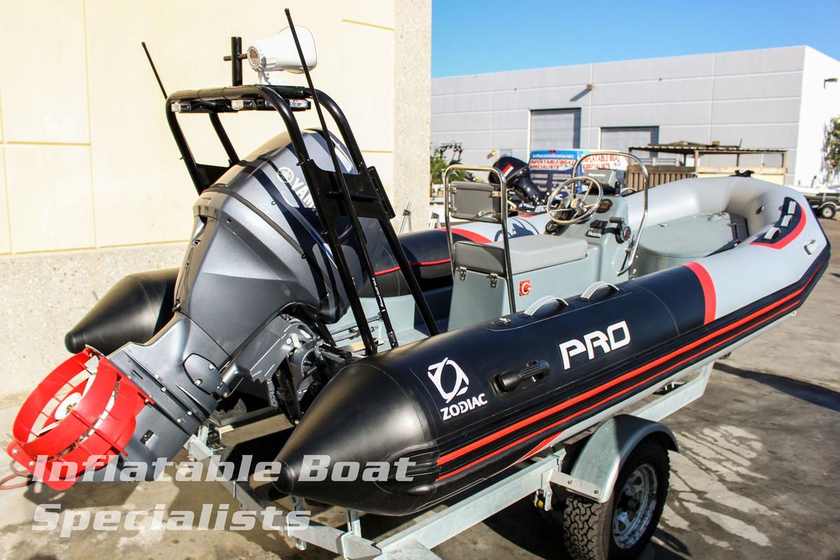 Zodiac Pro Sport Series   Pro Sport 420 NEO 2019 with Yamaha Four Stroke