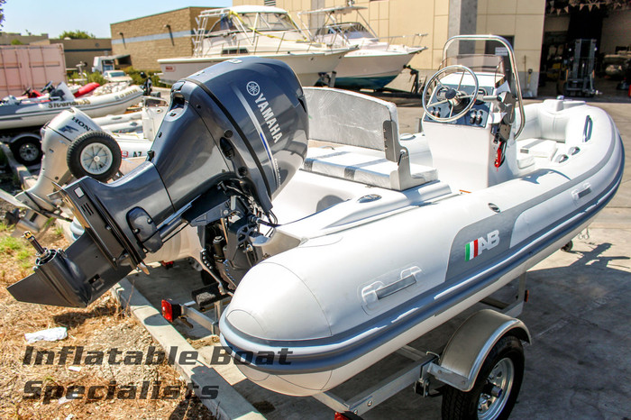 AB Oceanus Series | 14 VST 2021 with Outboard Engine