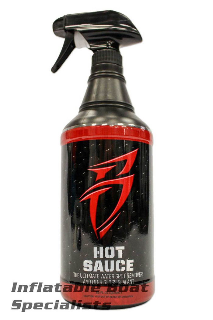 Hot Sauce Ultimate Water Spot Remover and Sealant