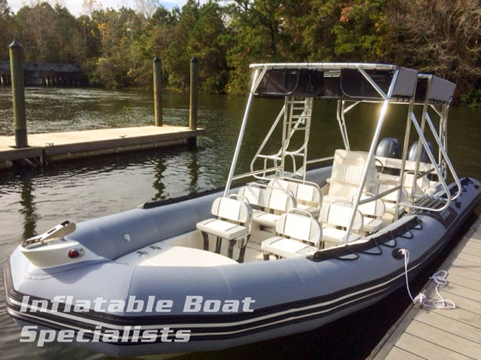 Zodiac PRO SERIES | Pro 850 Touring Ex 2021 NEO with Twin Yamaha F150 Four Stroke