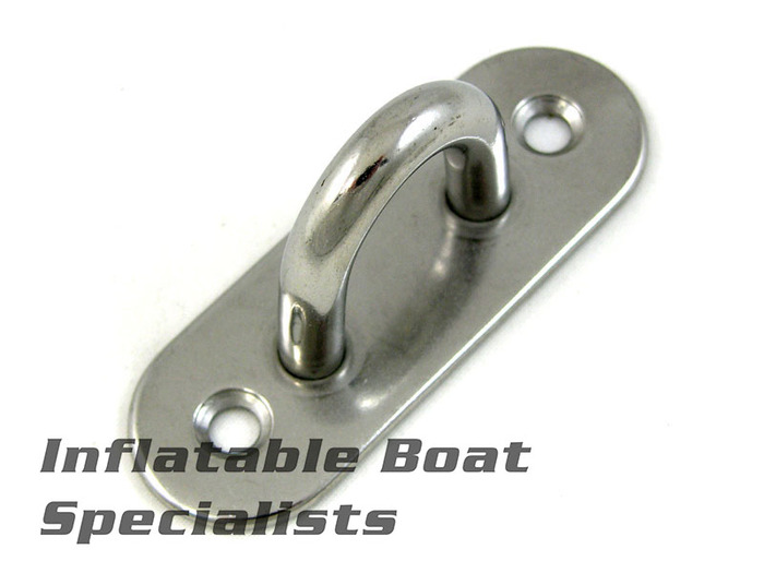 Wholesale Stainless Steel | 5mm Stamped Pad Eye