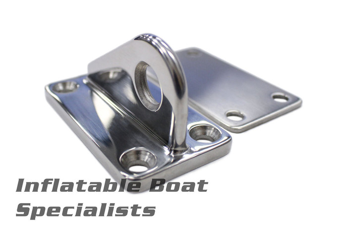 AB Stainless Steel Thru Hull Tow Points
