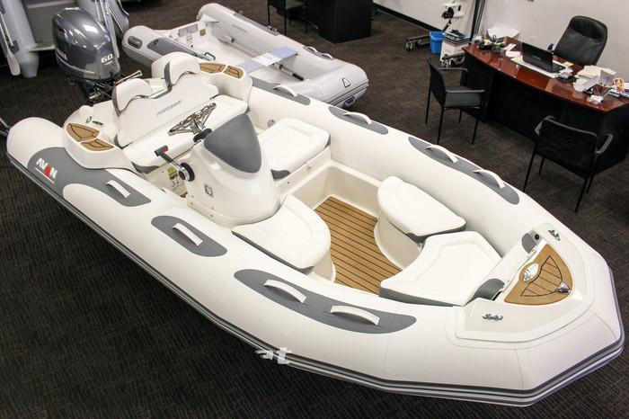 Avon Seasport Inflatable Boat | Seasport 440 NEO 2020 with Yamaha Four Stroke
