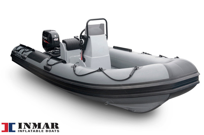 Inmar Large RIB Series   470R-PT 2021 with 60HP Suzuki Outboard Engine