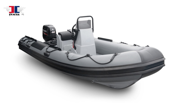 Inmar Large RIB Series | 470R 2021 with Outboard Engine