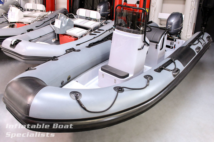 Inmar Large RIB Series | 520R 2021 with Outboard Engine