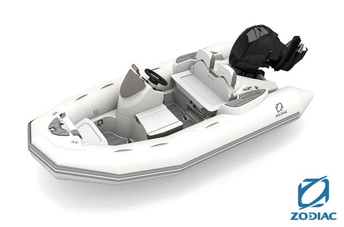 Zodiac Yachtline Inflatable Boat | Yachtline 360 NEO 2021 with Yamaha Four Stroke