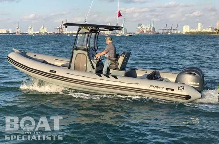 Zodiac PRO SERIES | Pro Optimum 750 NEO 2021 with Yamaha Four Stroke