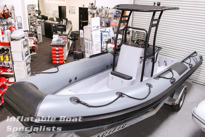 Inmar Large RIB Series | 600R 2018 with Yamaha 115LB Outboard