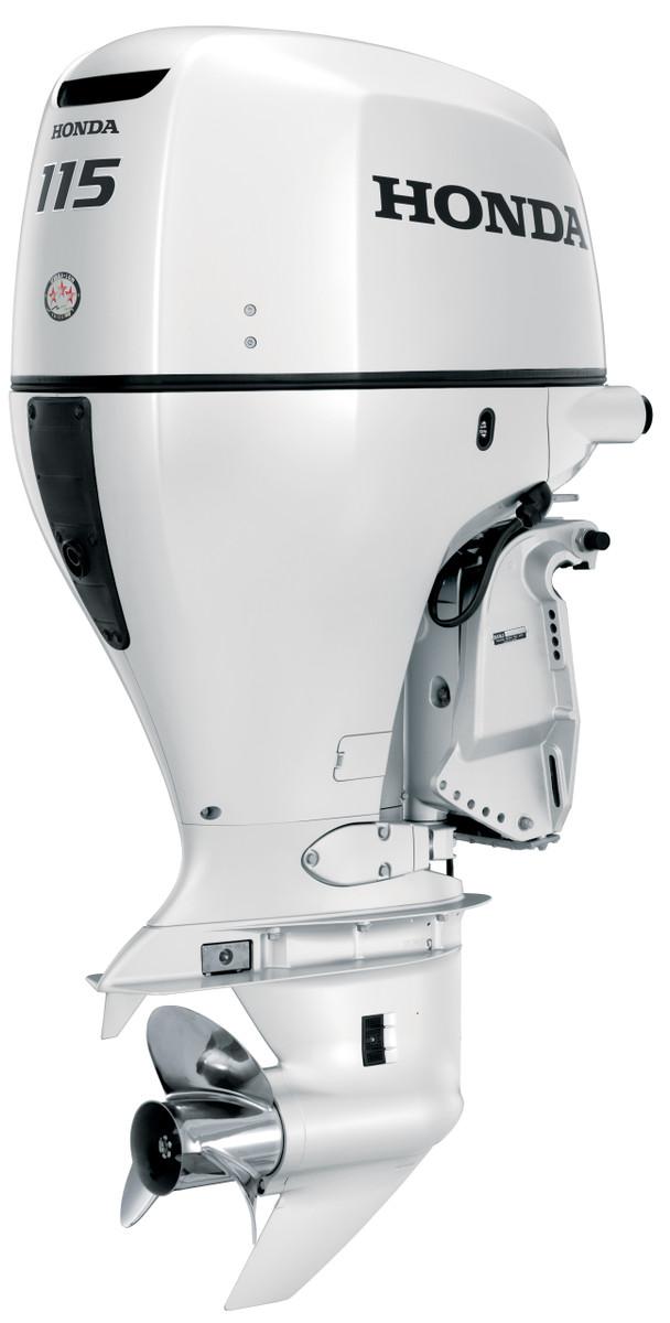 Honda 115HP Outboard | BF115D1XA WT | Scratch & Dent Level 1
