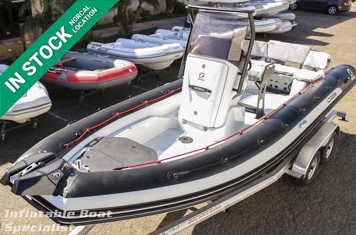 Zodiac Open Series | Open 7 NEO 2020 with Yamaha F200XCA FourStroke