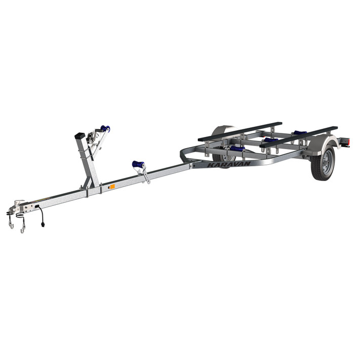 Karavan Galvanized KB-1470-56 Trailer
