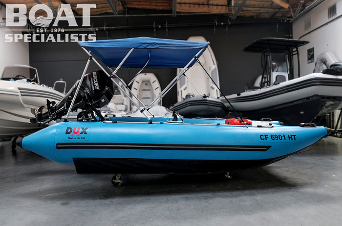 Pre-Owned DUX HammerHead PD-400 (Boat Only, Motor Not Included)