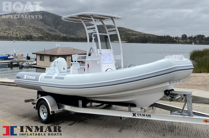 Inmar Yacht Series | 550R-YS 2021 with Tohatsu 90HP Outboard Engine