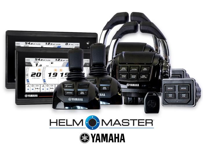 Yamaha Helm Master - Twin Helm Station Kit