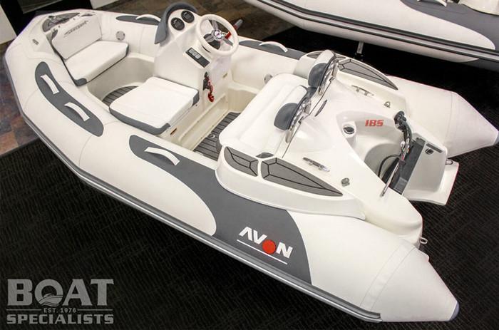 Avon Seasport Inflatable Boat | Camel Seasport 360 NEO 2022 with Yamaha Four Stroke