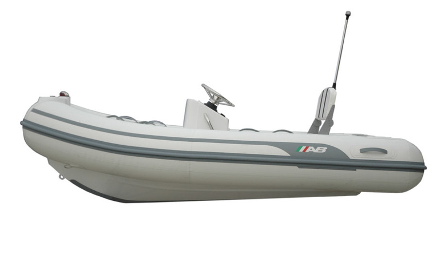 AB Alumina Series | 10 ALX 2021 with Outboard Engine