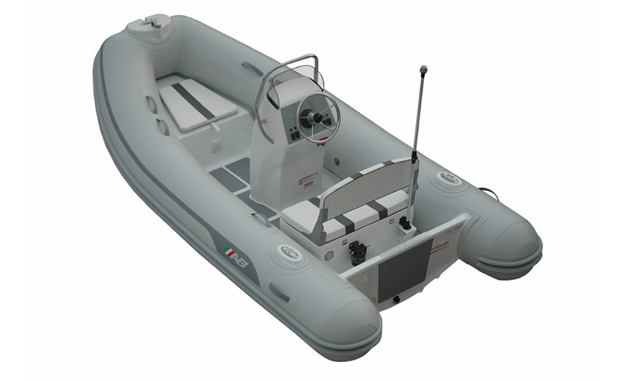AB Alumina Series | 12 ALX 2021 with Outboard Engine