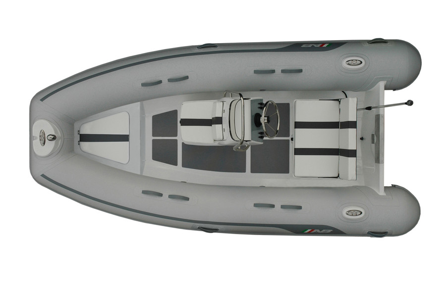 AB Alumina Series | 13 ALX 2021 with Outboard Engine