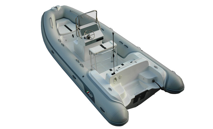 AB Oceanus Series | 19 VST 2021 with Outboard Engine