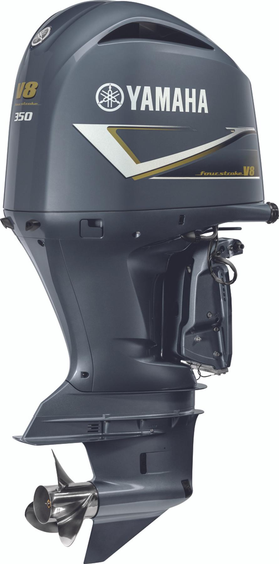Yamaha 350HP DEC | LF350XCC