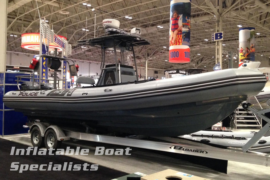 Zodiac REC PRO SERIES | Rec Pro 850 T-Top NEO 2019 with Yamaha Four Stroke