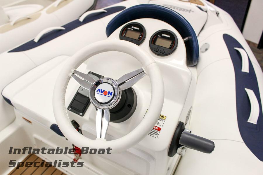 Avon Seasport Inflatable Boat | Seasport 360 NEO 2020 with Yamaha Four Stroke