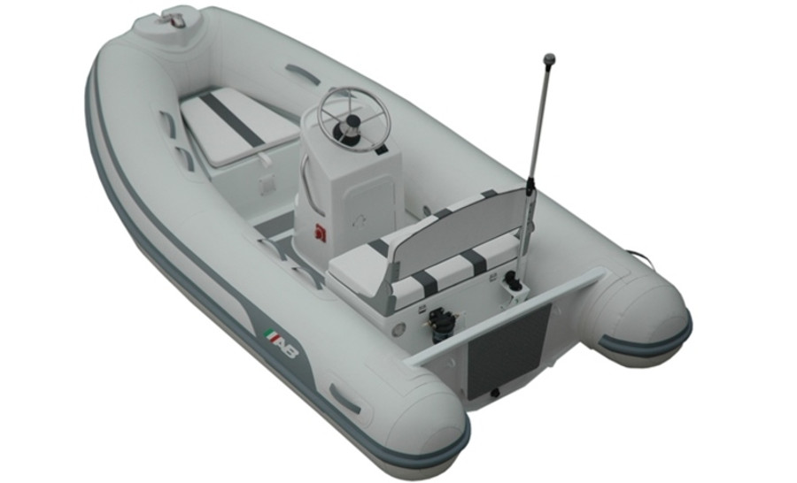 AB Alumina Series | 9.5 ALX 2021 with Outboard Engine