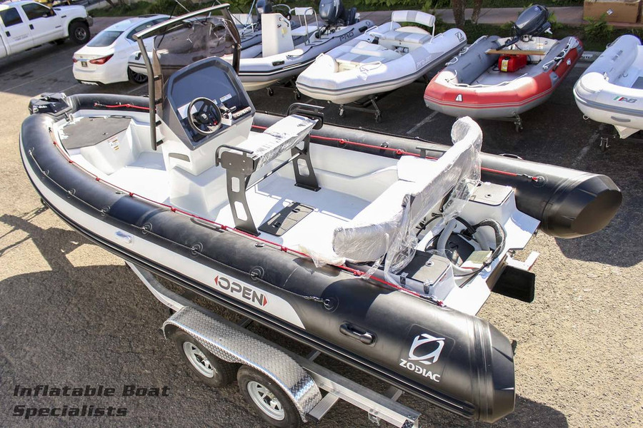 Zodiac Open Series | Open 7 NEO 2021 with Yamaha Four Stroke