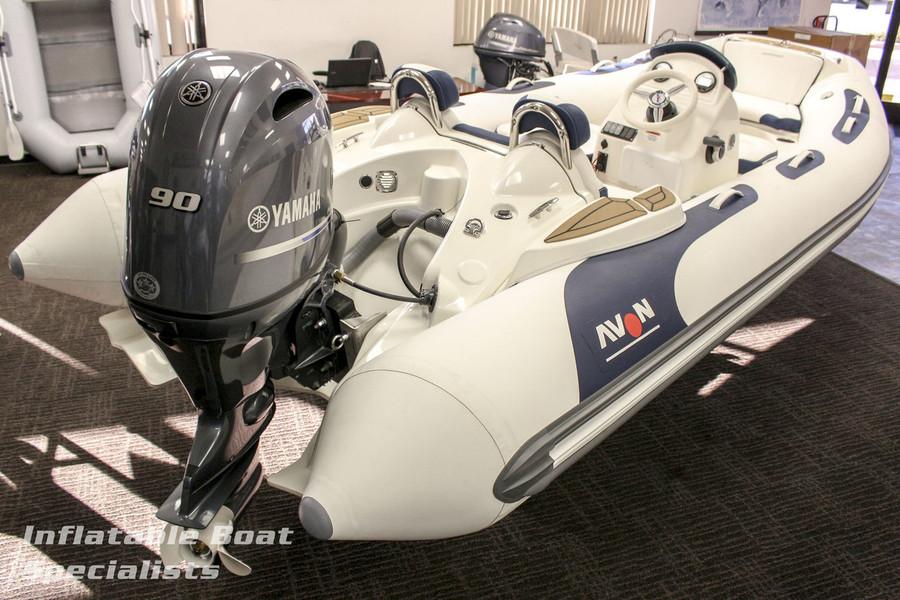Avon Seasport Inflatable Boat | Seasport 490 NEO 2019 with Yamaha Four Stroke