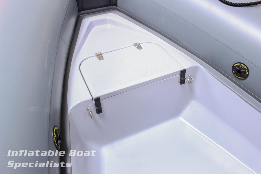 Inmar Large RIB Series | 600R 2018 with Yamaha 115HP Four Stroke