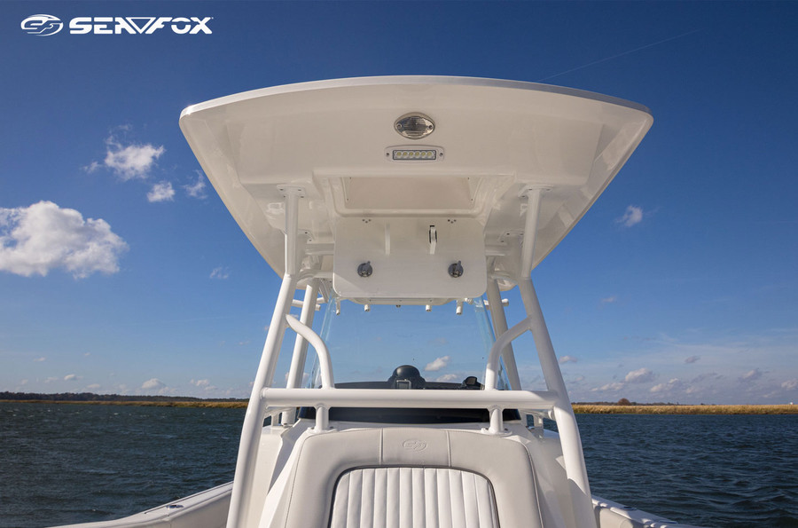 Sea Fox 268 Commander w/ twin Yamaha F200XCA - FULLY LOADED