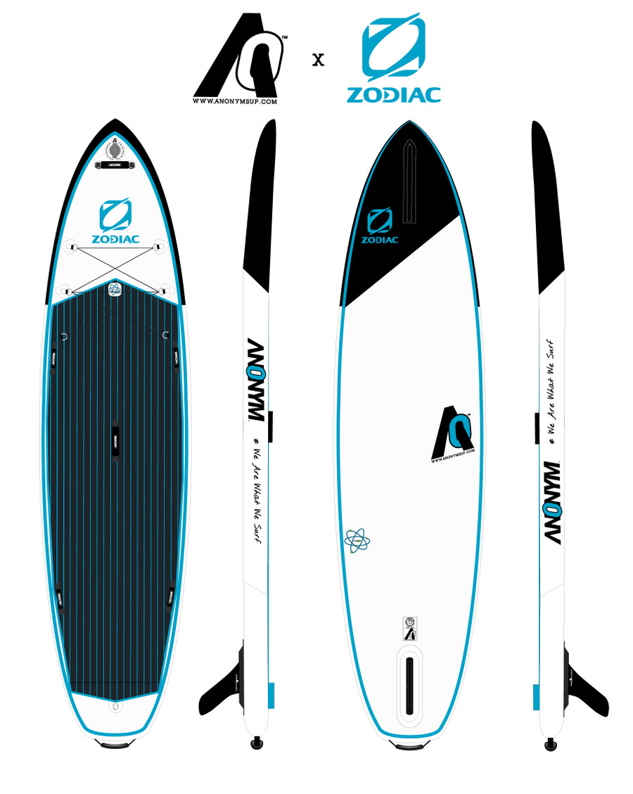 Zodiac Inflatable Stand Up Paddleboard - 11' Explorer