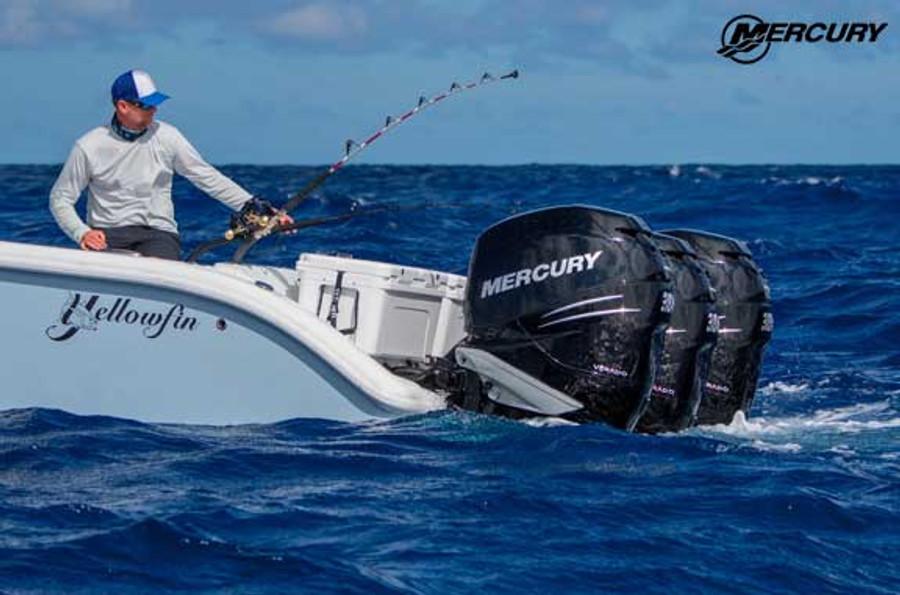Mercury Verado 350HP XL Outboard