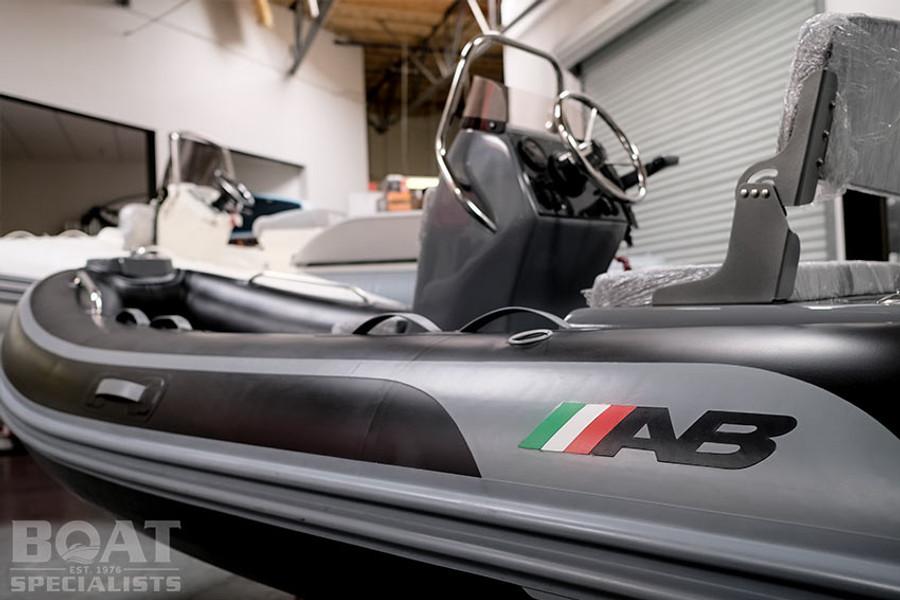 AB Oceanus Series | 14 VST 2021 with Yamaha 60 HP