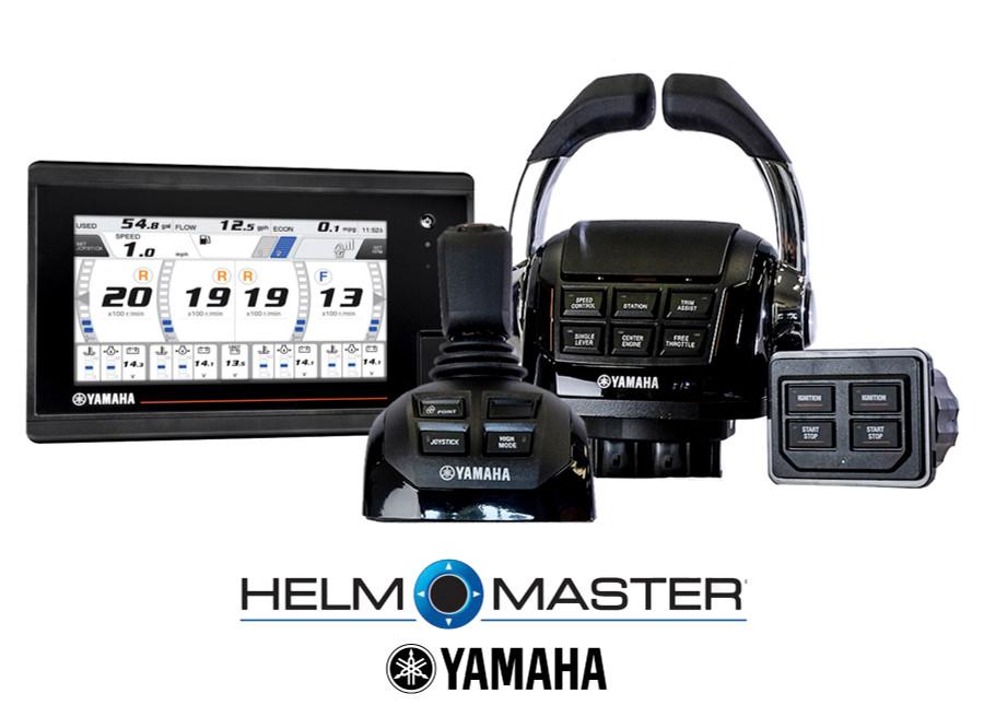 Yamaha Helm Master - Main Station Kit