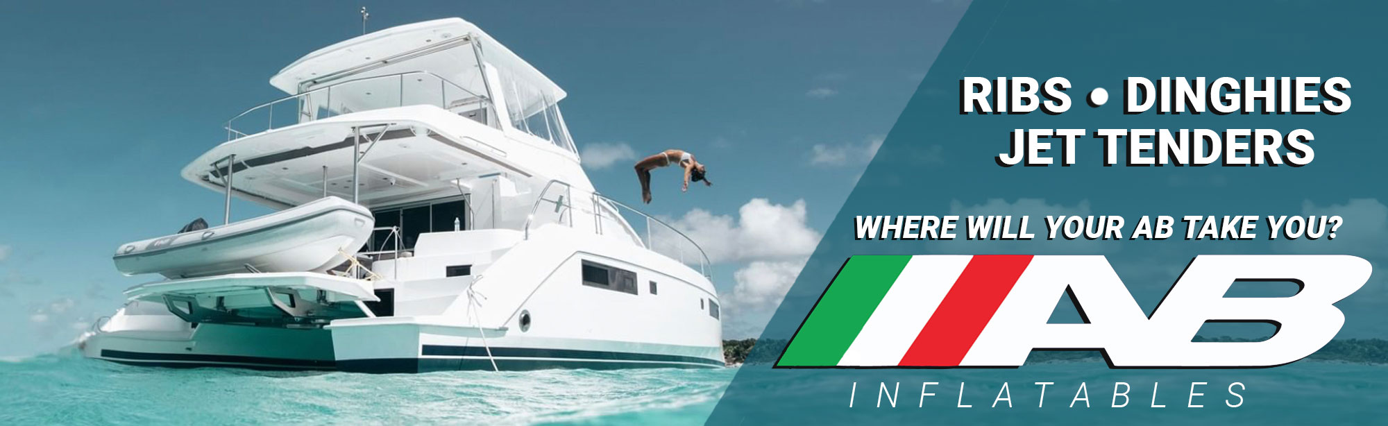 AB Inflatables are designed for even the most savvy boater.  Using innovation and superior construction, they have pleased every owner so far.